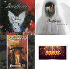 ANATHEMA ETERNITY CD ORG. FIRST PRESS 1996 PEACEVILLE Label