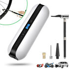150PSI Bike Electric Inflator Rechargeable Tire Air Compressor MTB Bicycle Pump