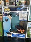 FUNKO POP SDCC 2012 SULLEY & METALLIC BOO MONSTERS INC Signed Sketch 480 DISNEY
