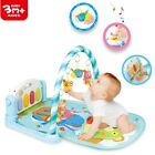 Birth Gift Baby Gym Play Mat Musical Activity Center Kick And Play Piano Toy US
