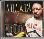 Whut tha Lick Iz - VILLAIN New Sealed CD