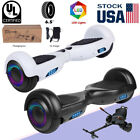 LED Two Wheels Hoverboard Electric Self Balancing Scooter Hoverkart UL no Bag
