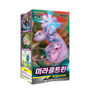 US BUYER Pokemon SunMoon Miracle Twin SM11 Booster Box Korean Ver
