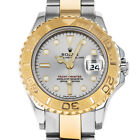 Rolex 169623 D Ladies Yachtmaster 29mm Silver Dial Steel & Gold Swiss Automatic
