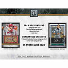 2020 TOPPS MUSEUM COLLECTION BASEBALL - FACTORY SEALED HOBBY BOX - PRE SALE -