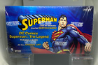 DC Comics Superman: The Legend Trading Cards FACTORY SEALED BOX