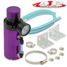 For Lotus Engine Hardware Hose Breather Oil Filter Can Tank Gauge Purple