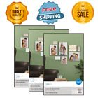 11x17 Set of 3 Format Picture Frame Photo Poster Home Wall Mounted Decor Black