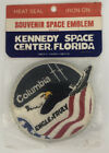 VINTAGE NASA KENNEDY SPACE CENTER COLUMBIA ENGLE TRULY IRON ON PATCH ORIGINAL