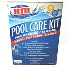 HTH Swimming Pool Opening Closing Care Kit All in One Chemical Kit Up to 20k gal