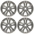 New Set of 4 17 x 7 Replacement Wheel Rim for 2012 2013 2014 2015 Nissan Rogue