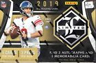 2019 Panini Limited Football Factory Sealed Hobby Box