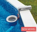 NEW MODEL Mainstays Deluxe Wall Mount Pool Skimmer for PoolsShip in 24hrs
