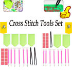 Complete 5D DIY Diamond Painting Cross Stitch Tool and Accessories Kits*US