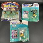 Lot Of 3 All Star MVPs/1997 Pittsburgh Steelers Figures Starting Lineup Koredell