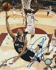 Tony Parker Cards, Rookie Cards and Autographed Memorabilia Guide 54