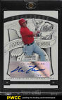 2009 Bowman Sterling Prospect Mike Trout ROOKIE RC AUTO #BSP-MT (PWCC)