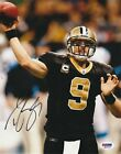 Drew Brees Rookie Cards Checklist and Autographed Memorabilia Guide 75