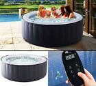4 Or 6 Bathers Mspa Silver Cloud Inflatable Hot Tub Portable Spa Accessories