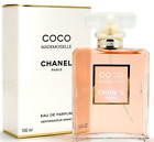 COCO MADEMOISELLE BY CHANEL PERFUME 3.4 OZ FOR WOMEN EAU DE PARFUM NEW