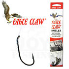 Eagle Claw Baitholder Snelled Fishing Hooks 139 Select Size