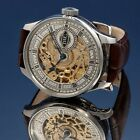 Used Wristwatch Pocket watch movement IWC Steel Case Silver Dial HOMMAGEWATCH