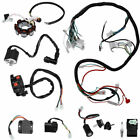 Complete Electrics Wiring Harness for ATV QUAD 150 200 250CC Kawasaki Stator CN