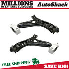Front Lower Control Arm w Ball Joint Pair 2 for Volkswagen Tiguan 2011 2017 CC
