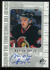 Marian Hossa Cards, Rookie Cards and Autographed Memorabilia Guide 9