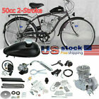 2 Stroke 50cc Engine Kit Bicycle Petrol Gas Motorized Engine Bike Motor Set 2020