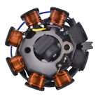 Stator for Scooter Moped Go Kart GY6 50 cc QMB139 Engines 8 Coils 4 Wires