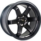 4 - 17x9 Black Wheel MST MT01 5x4.5 35