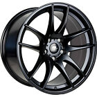 4 - 18x9.5 Black Wheel MST MT30 5x4.5 35