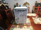 VERY NICE NIB CUISINART FROZEN YOGURT ICE CREAM  SORBET MAKER MODEL ICE 20 NR