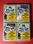 1987 Topps Cello Packs (4ea) Barry Bonds Rookie?