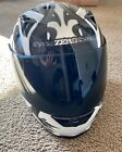 Seven Zero Seven Vendetta3 Black Grey White Motorcycle Helmet Sz M Medium