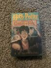 JK Rowling Signed Harry Potter And The Goblet Of Fire First Edition USA 2000