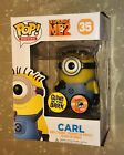 SDCC 2013 Funko Pop! MINIONS CARL GLOW DESPICABLE ME 2 Vinyl Figure LE 1008