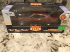 ROUTE 66 1971 Ford TORINO WITH KEY CHAIN 118 diecast car RED