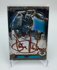 Optimus Prime Taken to Chop Shop by Topps UK for Trading Cards 11