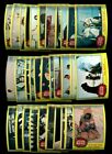 1977 TOPPS STAR WARS SERIES 3 NEAR COMPLETE SET OF 54 66 MINT *INV6224