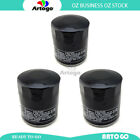 3Pcs Engine Oil Filter Fit Harley Davidson FXSTD Softail Deuce 2000-