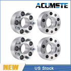 4pcs 2 Vehicle Hub centric Wheel Spacers For Jeep Grand Cherokee Wrangler New