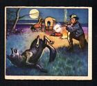 1949 Bowman Wild West Trading Cards 20