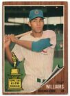 Top 10 Billy Williams Baseball Cards 26