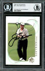 Jack Nicklaus Cards and Autograph Memorabilia Guide 18