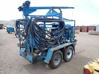 2007 John Deere Portable 4045T Hydraulic Pump Dredge Pump w Crane  2850