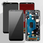 For Boost Mobile LG Stylo 5x LMQ720TS3 Replace LCD Touch Screen Digitizer Frame