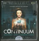 Continuum Seasons 1 & 2 Factory Sealed Hobby Box of Trading Cards