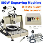 Usbparallel 34axis Cnc 3040 Router Engraver Milling Engraving Machine 400800w